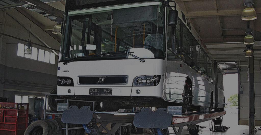 Техосмотр Автобусов 2021